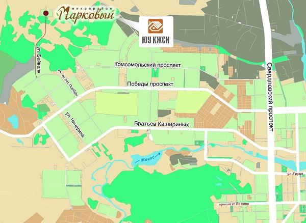 парковый Челябинск