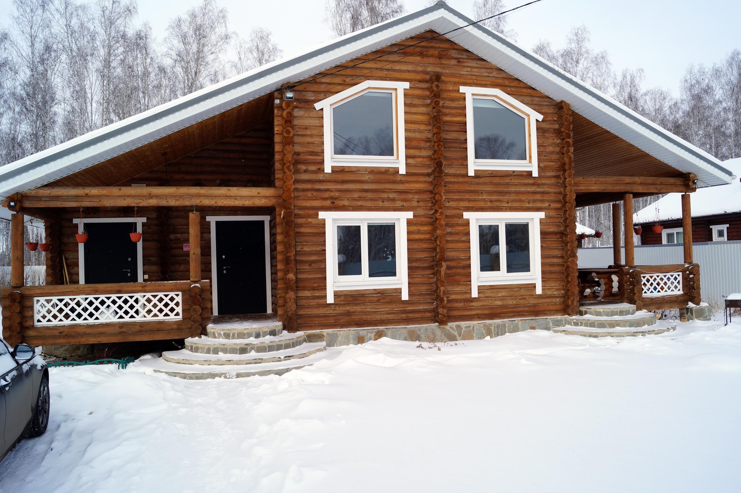 Купить дом в поселке Родной Челябинск