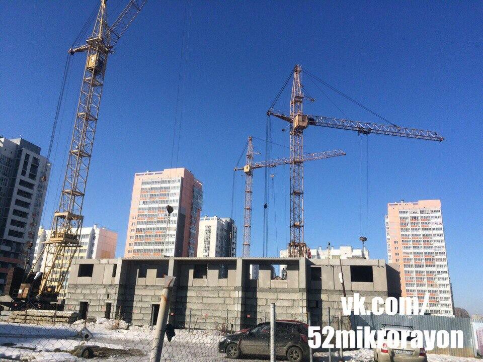 Новые квартиры в 52 микрорайоне Челябинска