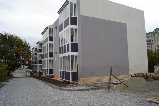 Новый жилой комплекс На Ржевской