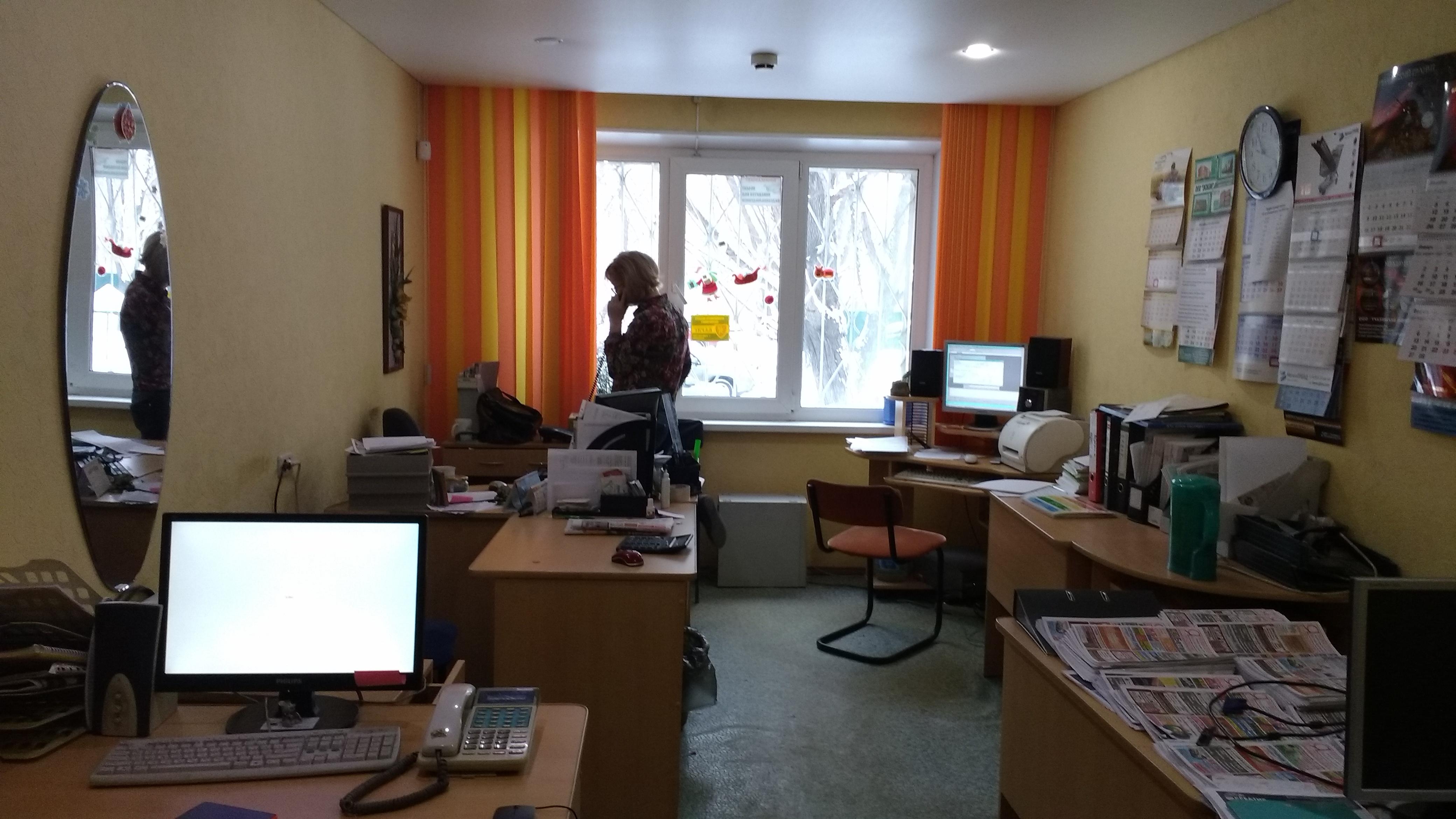 Продам офис в Калинском районе Челябинска